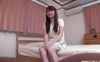 Unexperienced private shooting, post. 619 Natsuki 20-year-old college student