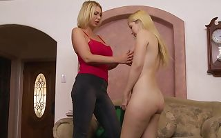 Hot And Mean: Banging For Mom's Approval. Leigh Darby, Samantha Rone