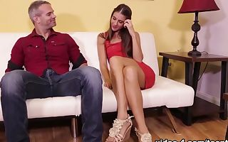 Tara Ashley: Milk my Brother in Law - TeenTugs
