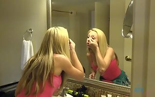 Taylor Whyte in Virtual Vacation Movie - AtkGirlfriends